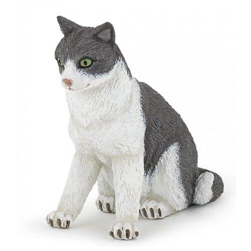 Фигурка Papo Сидящий кот, 2,3*5*7 см (54033)