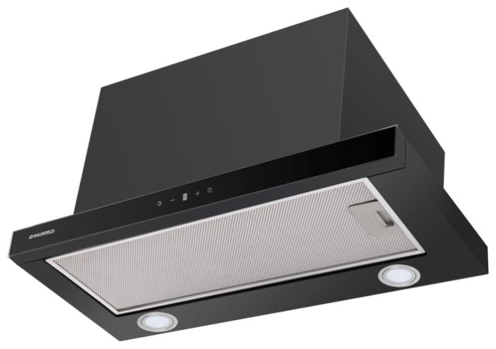 Встраиваемая вытяжка MAUNFELD TS Touch 50 черный