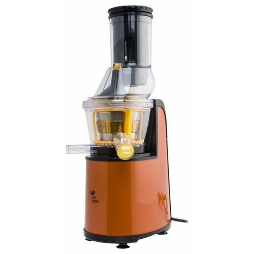 Соковыжималка Kitfort KT-1102 оранжевый
