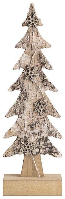 Фигурка NEON-NIGHT Ель со снежинками 31 см