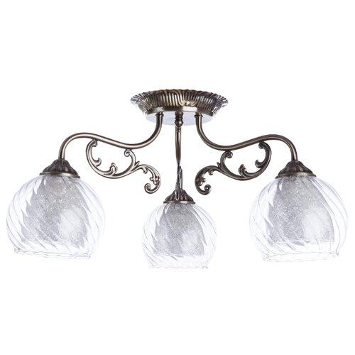 Люстра Arte Lamp Charlotte A7062PL-3AB, E27, 180 Вт
