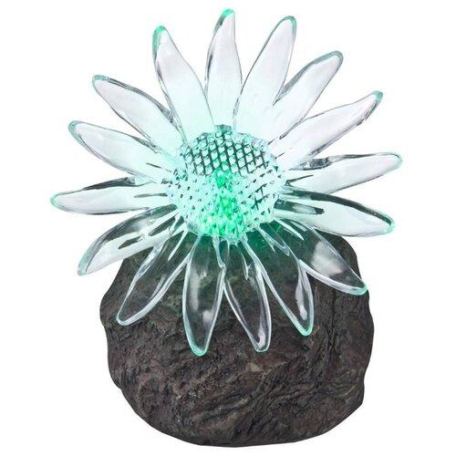 Садовая фигура GLOBO Solar 33912 коричневый/прозрачный ,15 см