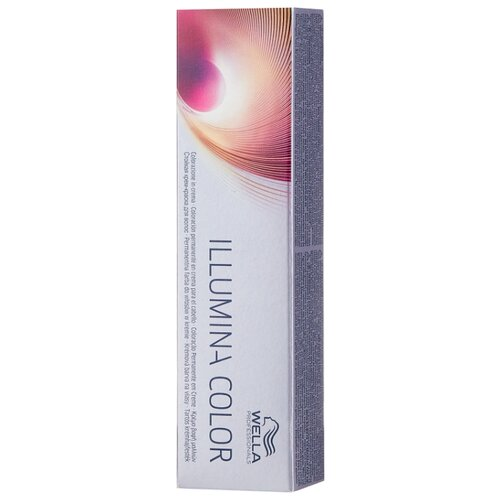 Wella Professionals Illumina Color стойкая крем-краска для волос, 60 мл, 10 яркий блонд wella кисточка illumina для окраски 6 см антрацит щетка large