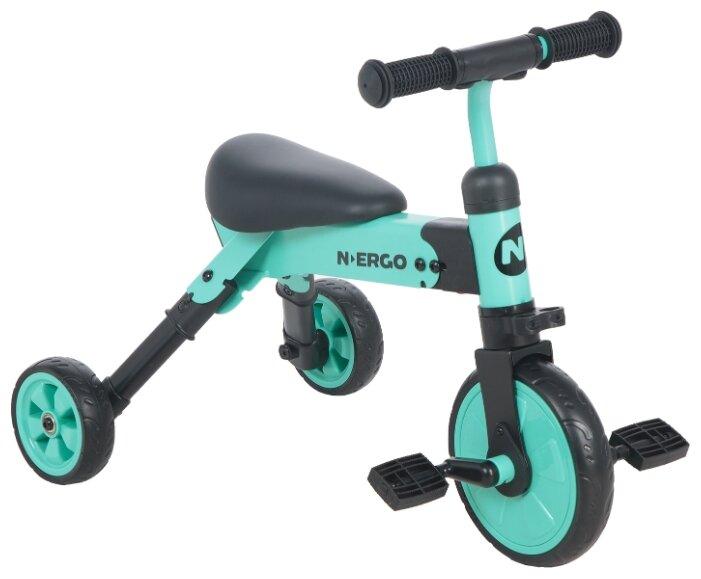 Трехколесный велосипед N.Ergo A003