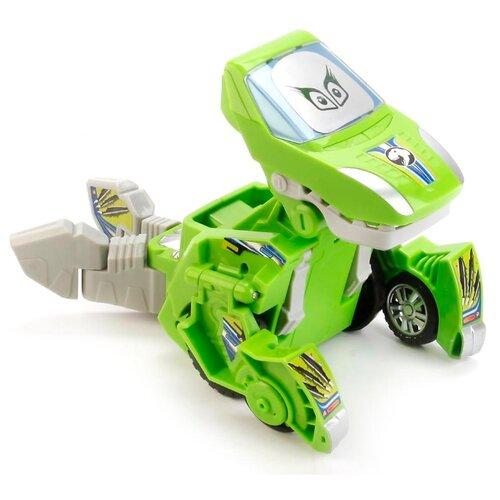 Купить Трансформер Play Smart Мой динозавр 1289-1 зеленый, Роботы и трансформеры