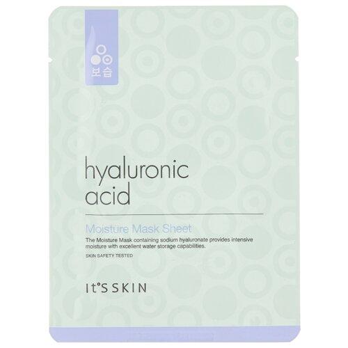 It'S SKIN увлажняющая тканевая маска с гиалуроновой кислотой Hyaluronic acid moisture mask sheet, 17 г  - Купить