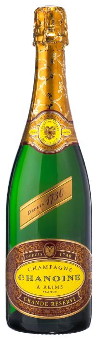Шампанское Chanoine Grande Reserve Brut, 0.75л