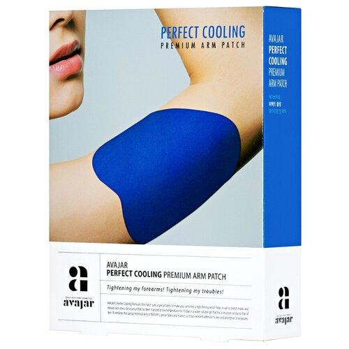 Avajar Perfect Cooling Premium Arm Patch - Охлаждающая маска для рук, 1 уп (5 шт)