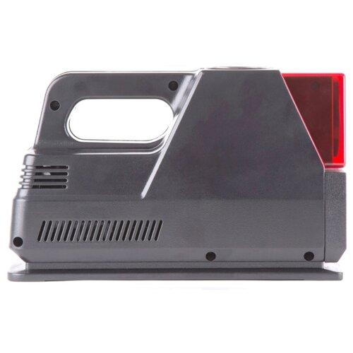 Автомобильный компрессор AUTOPROFI AP-060 черный оплетка руля autoprofi luxury ap 810 с плетеными вставками цвет черный серый размер m 38 см ap 810 bk bk gy m