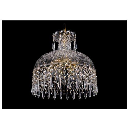 Люстра Bohemia Ivele Crystal 7715/30/G/Drops, E14, 200 Вт