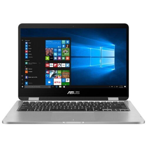 Ноутбук ASUS VivoBook Flip 14 TP401CA-EC083T (90NB0H21-M02860), серебристый