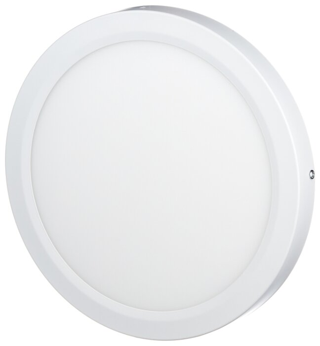Светодиодный LED светильник круглый белый IN HOME NRLP-eco 24Вт 4000К 1680lm 300x37 накладной IP40 4690612008141