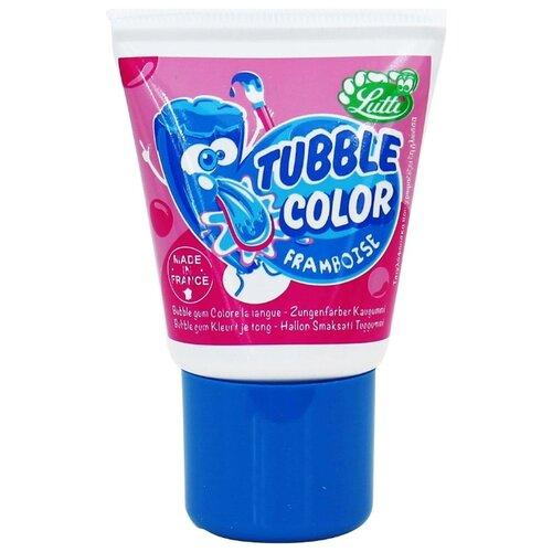 Жевательная резинка Lutti Tubble Gum Color Framboise 35 г