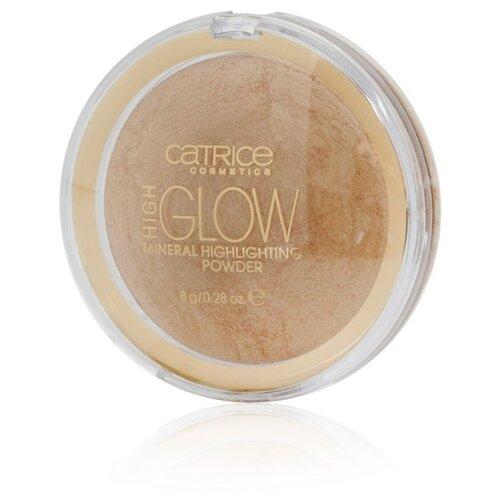 CATRICE Хайлайтер High Glow Mineral Highlighting Powder 030, amber crystal недорого