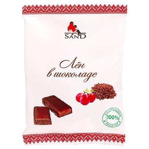 Конфеты SanD Лен в шоколаде 135 г