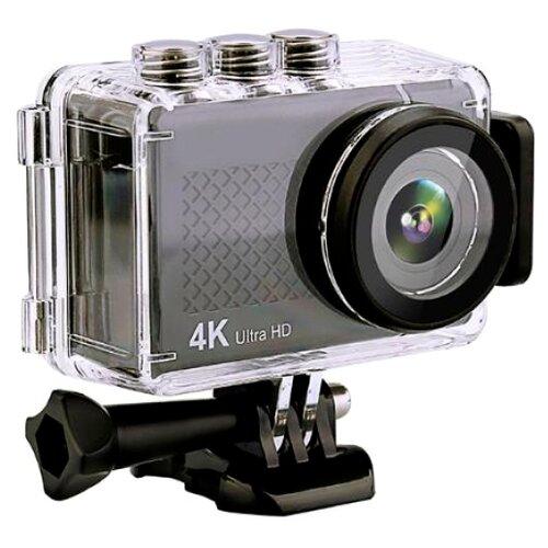 Экшн-камера Zodikam KG 894+AUTO KIT серый