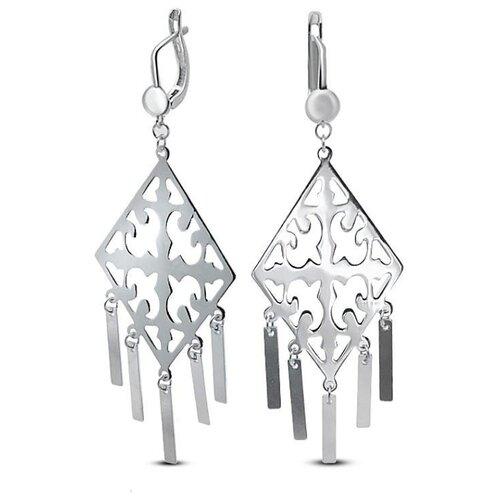 Silver WINGS Серьги из серебра 22set11732-113 серьги silver wings 22set8535 113