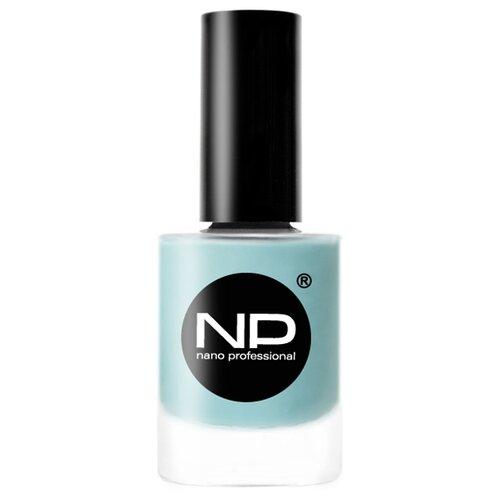 Лак Nano Professional цветной, 15 мл, оттенок P-1103 голубое Малибу
