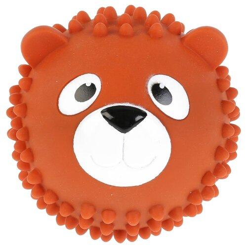 Купить Игрушка для ванной Играем вместе Мячик-медведь (LX-SB02) коричневый, Игрушки для ванной