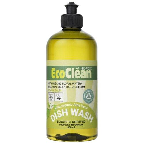 EcoClean Гель для мытья посуды Лимон 0.5 л