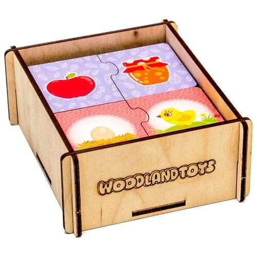 Настольная игра Woodland Было-стало настольная игра woodland мемори
