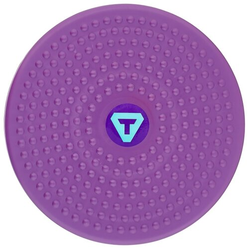 Тренажер универсальный Torneo Диск здоровья A-922W фиолетовый