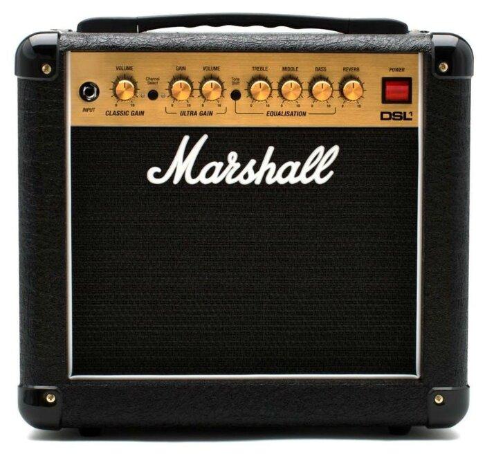 Marshall комбоусилитель DSL1 COMBO