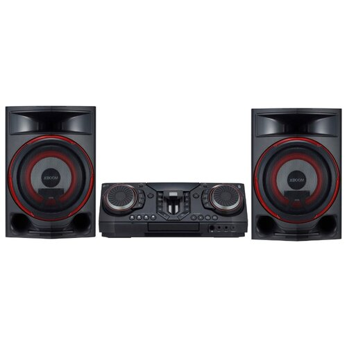 Музыкальный центр LG XBOOM CL87 музыкальный центр lg fh6