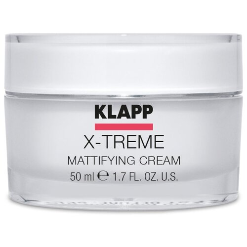 Klapp X-Treme Mattifying Cream Крем матирующий для лица, 50 мл недорого