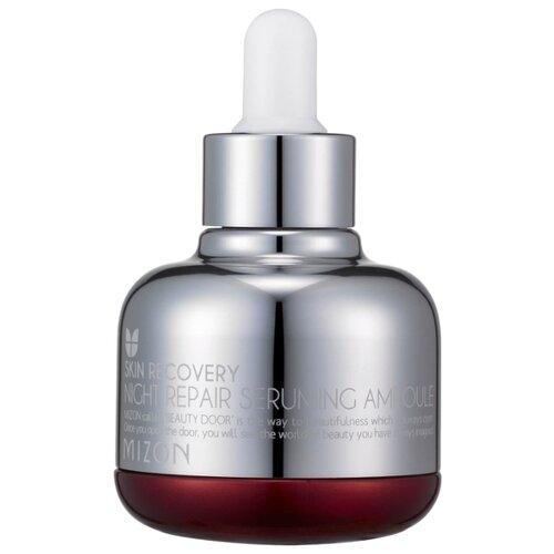 Mizon Skin Recovery Night repair seruming ampoule Ночная восстанавливающая сыворотка для лица, 30 мл тоник для лица mizon mizon mi083lwgccn1