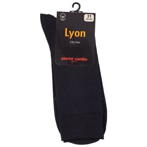 Носки Pierre Cardin City Line. Lyon, размер 45-46, темно-синий