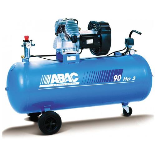 Компрессор масляный ABAC V30/90 CM3, 90 л, 2.2 кВт компрессор abac а29в 90 см3 4116024363