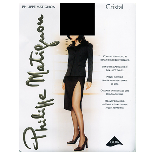 Колготки Philippe Matignon Cristal 30 den the 2-S (Philippe Matignon)Колготки и чулки<br>