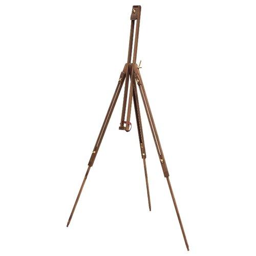 Купить Мольберт Малевичъ Винтаж МЛ-18 (140018) коричневый, Доски и мольберты