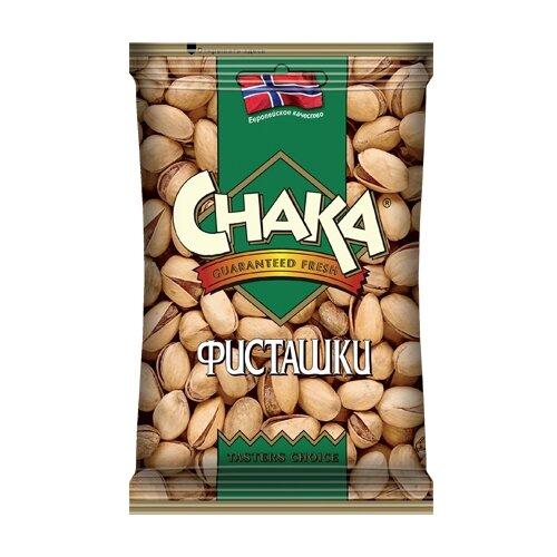Фисташка CHAKA обжаренная соленая флоу-пак 40 г