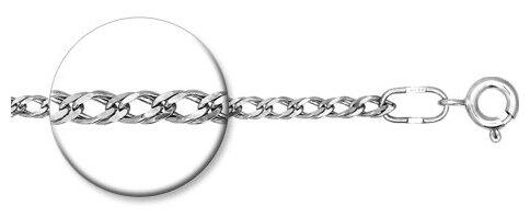 SOKOLOV Цепь из серебра 968100604, 60 см, 14 г