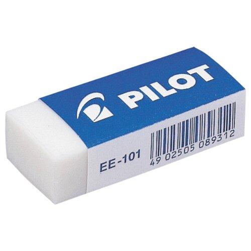 Купить PILOT Ластик EE-101 белый, Ластики