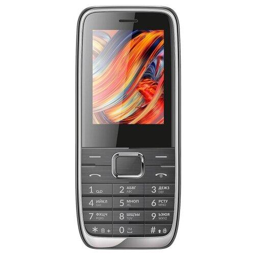 Телефон VERTEX D533 графит
