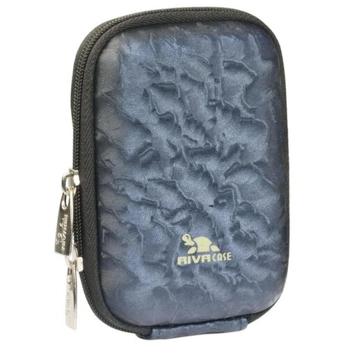 Фото - Универсальный чехол RIVACASE 7022 (PU) blue перламутр concise pu leather and chain design crossbody bag for women