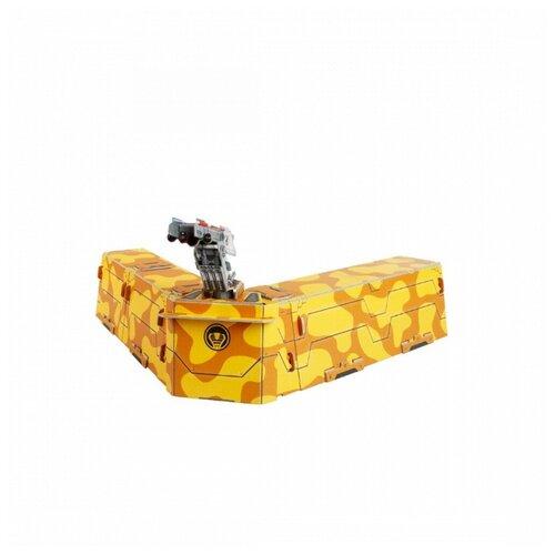 Купить Умная бумага 3D пазл - серия Игра без правил - Стеновые модули 33 детали (458), Умная Бумага, Пазлы