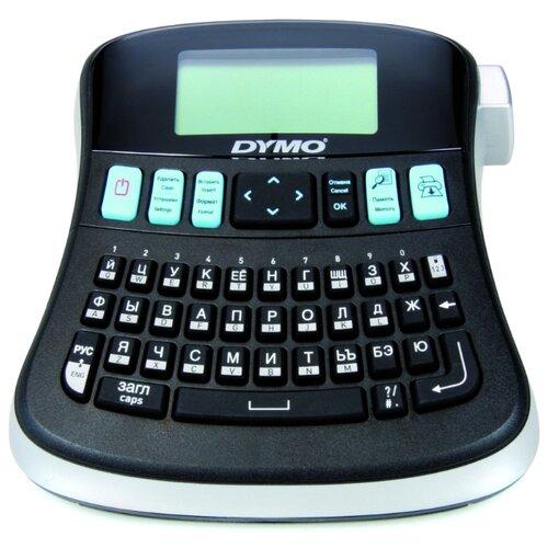 Термальный принтер этикеток DYMO LabelManager 210D черный