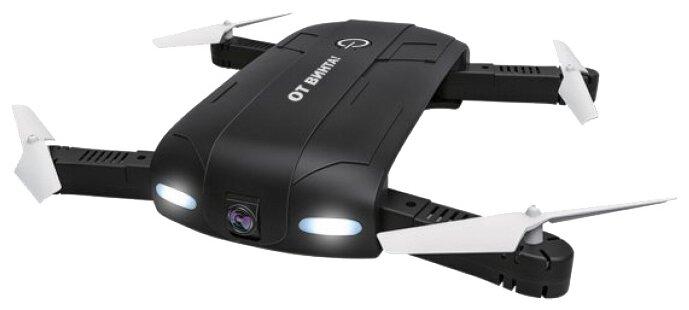 Квадрокоптер От винта! Compact Drone черный фото 1