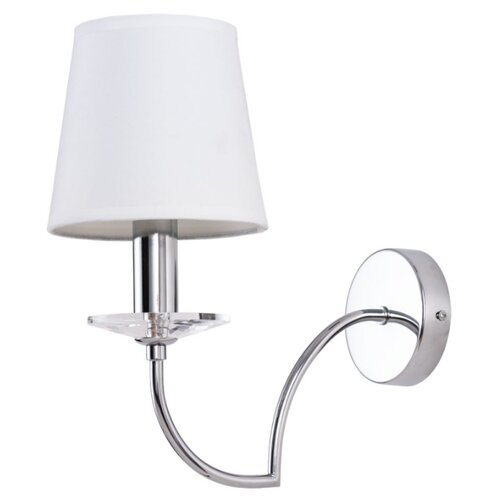 Настенный светильник Arte Lamp Edda A3625AP-1CC, 60 Вт
