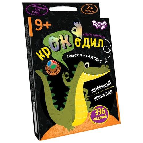 Купить Настольная игра Danko Toys Тот самый крокодил, Настольные игры