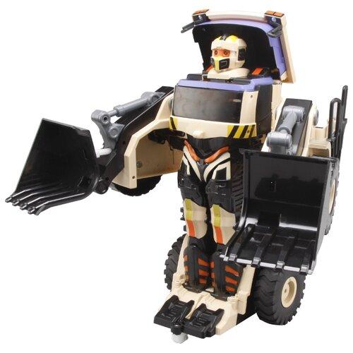 Фото - Робот-трансформер Jia Qi Troopers Velocity Экскаватор TT675 черный/коричневый qi dasen