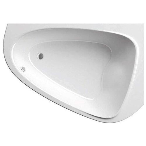 Ванна RAVAK LoveStory II LR без гидромассажа акрил угловая правосторонняя ванна отдельностоящая ravak rosa 95 150x95 без гидромассажа акрил угловая правосторонняя