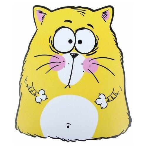 Фото - Коврик Сима-ленд Йошкин кот желтый автобус сима ленд 1011448 25 см желтый