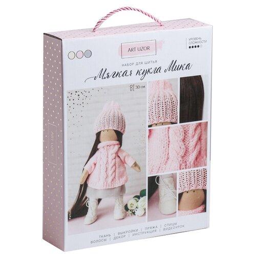 Купить Арт Узор Набор для шитья Интерьерная кукла Мика (3548670), Изготовление кукол и игрушек