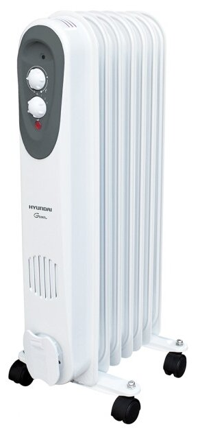 Масляный радиатор Hyundai H-HO7-07-UI892 фото 1