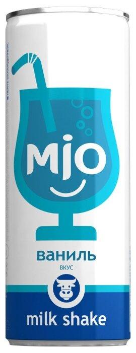 Молочный напиток Mio безалкогольный сильногазированный Ваниль 0%, 330 мл